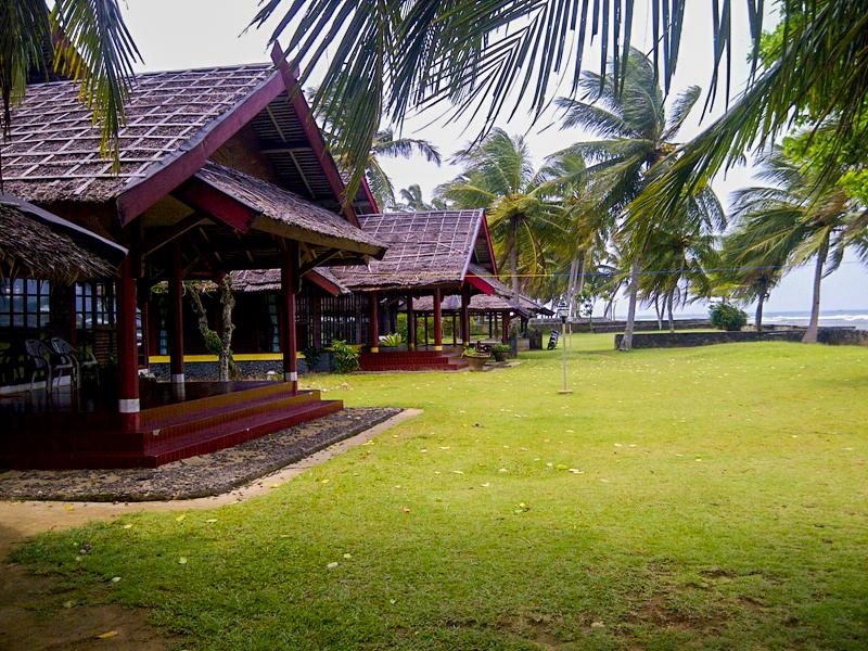 Pantai Carita Pandeglang Wisata Banten