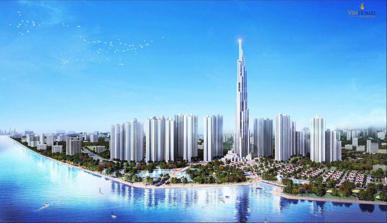Landmark 81 - Toà nhà cao nhất Việt Nam do người Việt xây dựng