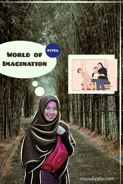 World of Imagination, Taman Bermain Interaktif Terobosan NIVEA