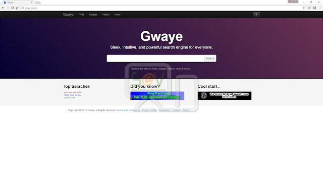 Gwaye.com (Hijacker)