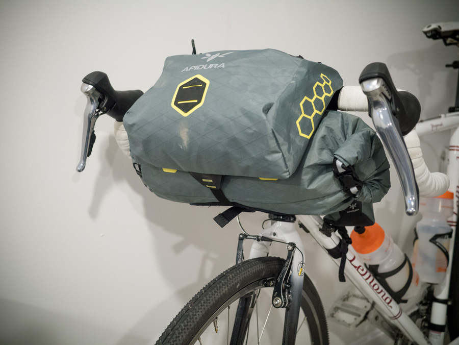 Boston By Bike Apidura Handlebar Bags Mini Review
