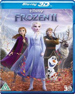 Frozen 2 [BD25 3D] *Con Audio Latino