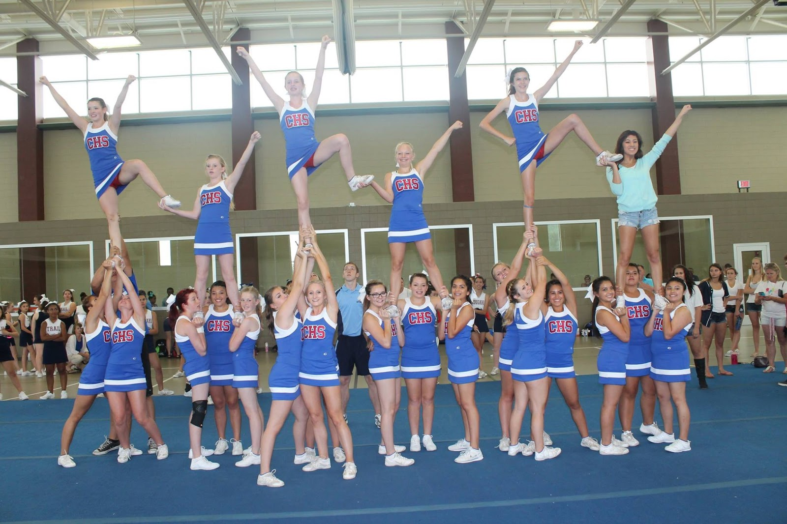 High Altitude Norwich >> List of Synonyms and Antonyms of the Word: high school cheer pyramids