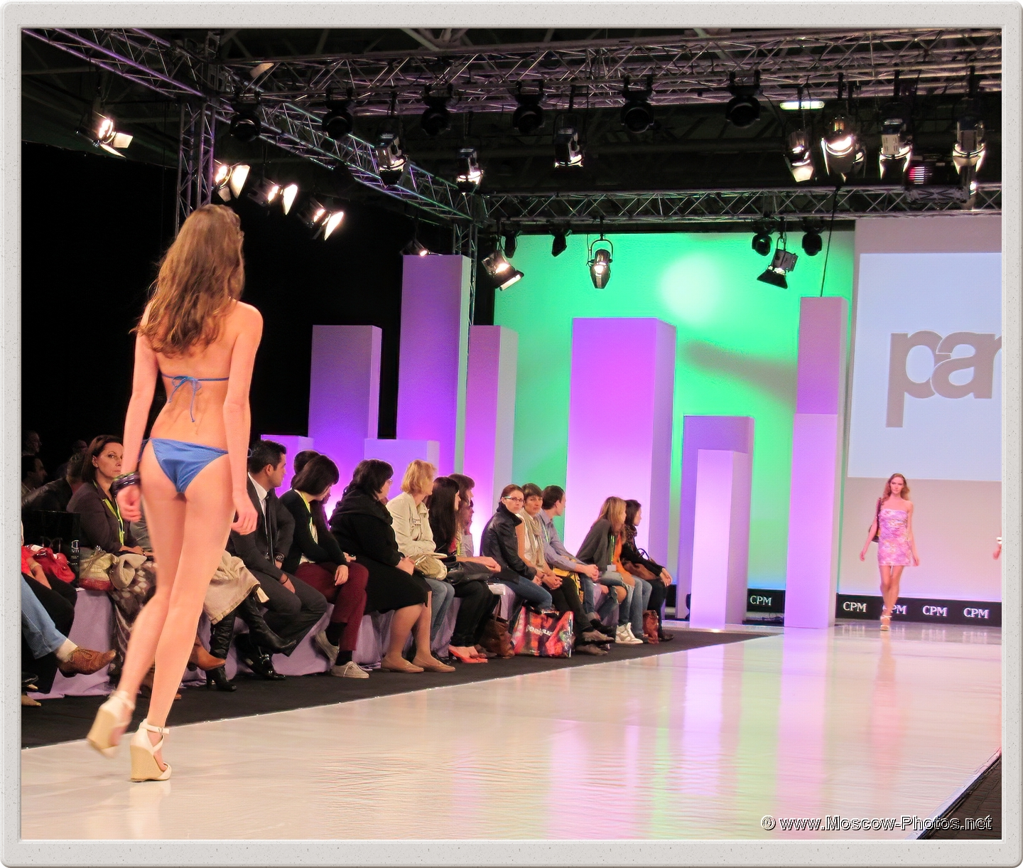 Parah Lingerie Fashion Show