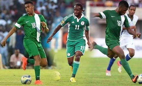Moses, Iwobi nhiều khả năng sẽ là bộ 3 trên hàng công của đội tuyển Nigeria