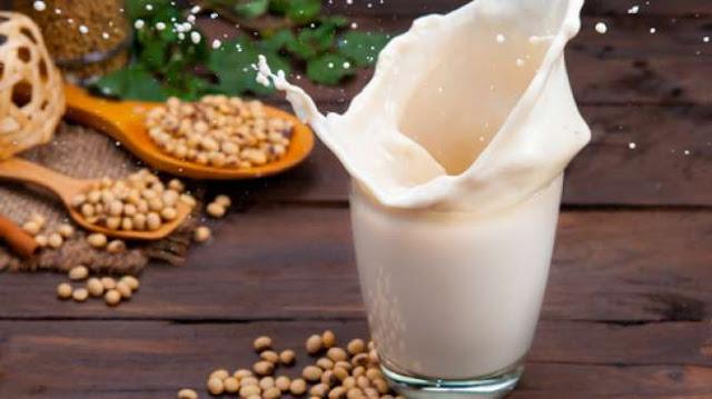 Susu formula soya telah diformulasi sedemikian rupa sehingga tak merangsang perubahan hormon pada tubuh anak. updetails.com