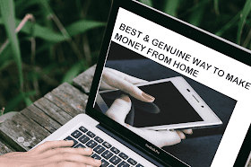 Best & genuine way to make money from home 2019