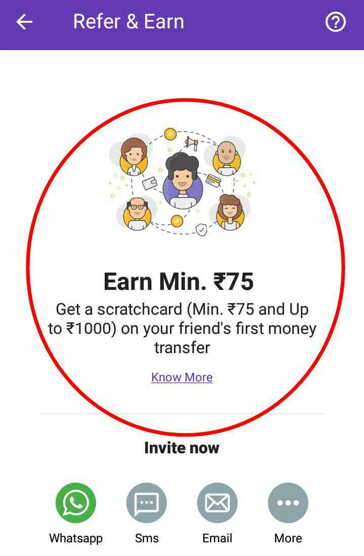Android PhonePe App
