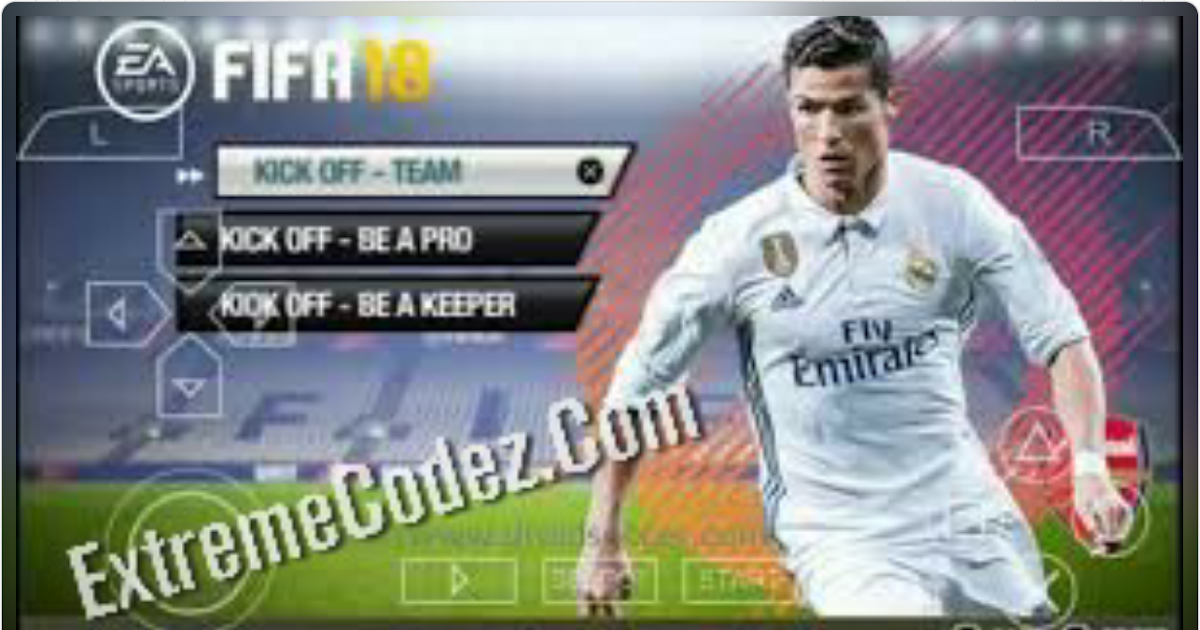 da33a3402 Download Fifa 2018 Ppsspp Game ISO File For Android Device Extreme Codez