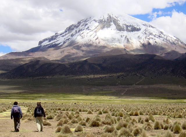 Riquezas Bolivia Altiplano Potosí