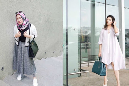 5 Inspirasi Fashion Buat Tampil Mewah Tanpa Perlu Modal Gede