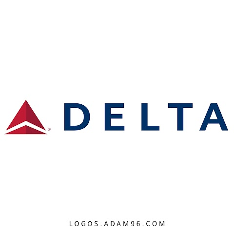 Download Logo Delta Air Lines PNG With High Quality