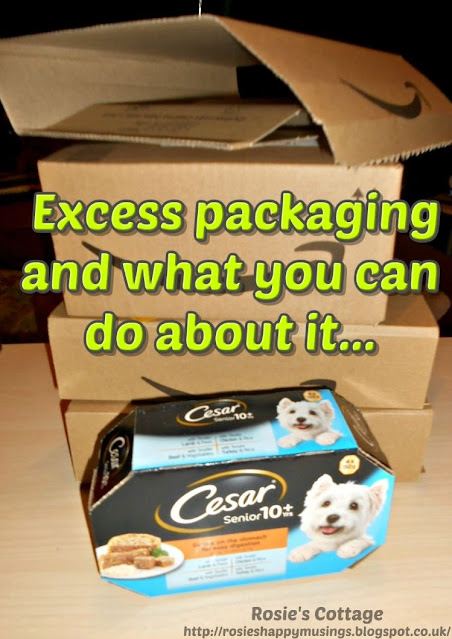 Excess packaging and what you can do about it...