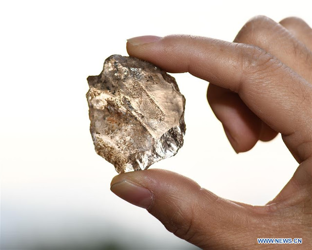 Chinese archaeologists discover cave dwelling agrarian society