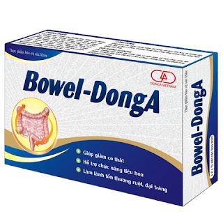 Bowel DongA, giúp giảm các triệu chứng viêm đại tràng