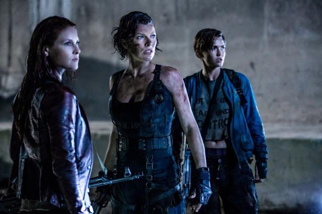 Resident Evil: Poslední kapitola (Resident Evil: The Final Chapter) – Recenze