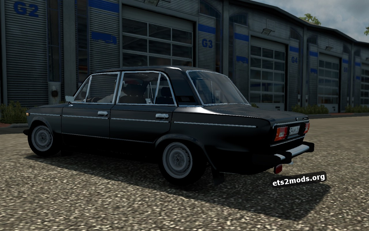 Car LADA VAZ 2106 v 1.0