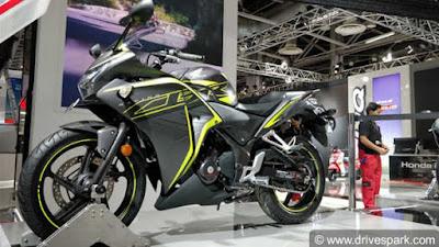 Honda CBR250R-2020