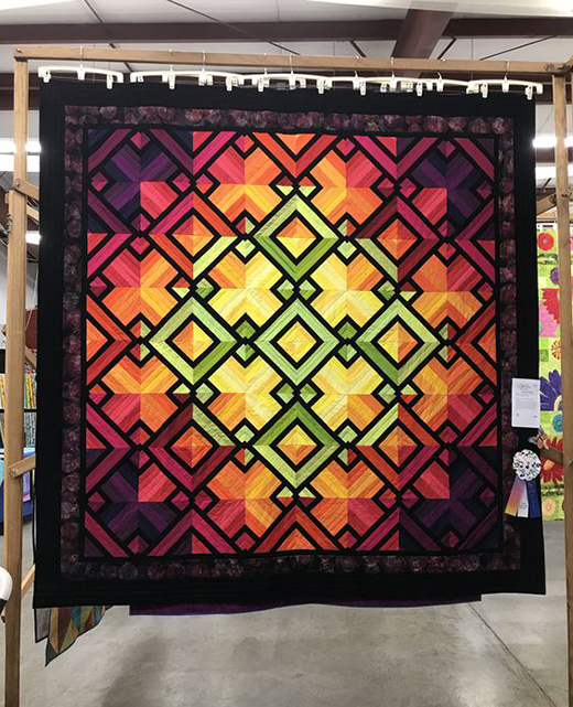 3 Dudes quilt, The Tutorial designed by Rob Appell of Man Sewing