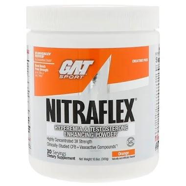 GAT Nitraflex, 0.66 lb