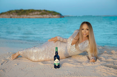 Let Mariah Carey Get You Lambchops A Cocktail Dahling! The Legend Launches New Cream Liqueur Entitled, Black Irish!