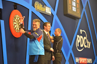 How Much do Professional Dart Player Make