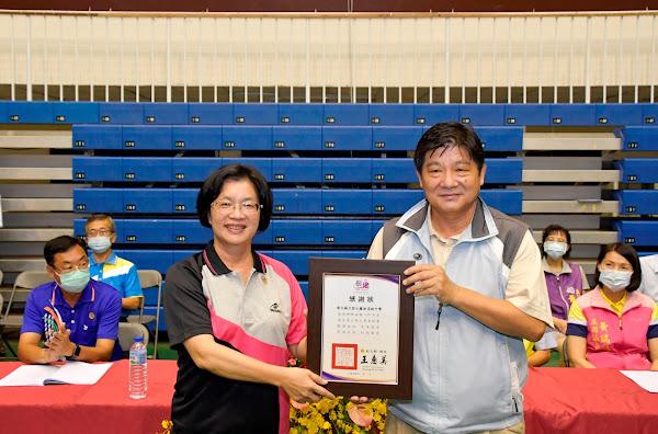 彰化縣長盃公務人員桌球賽開賽 以球會友運動健身