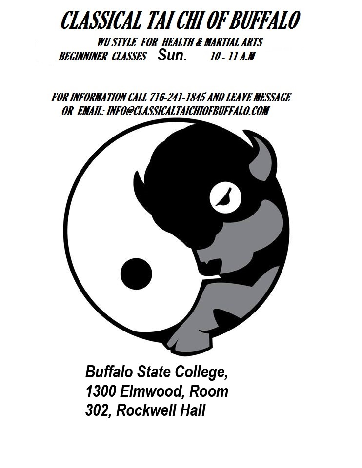 Website: Classical Tai Chi of Buffalo