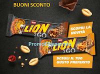 Logo Nestlè buoni sconto Lion 2GO e Orzoro Bio da stampare!