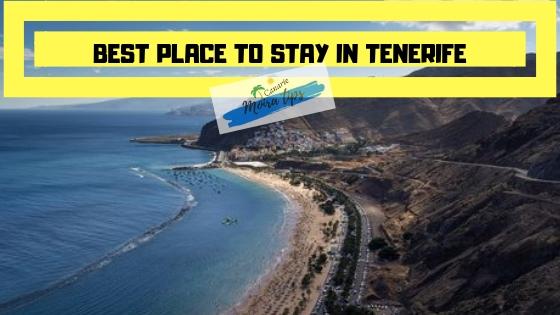 Tenerife least windy part