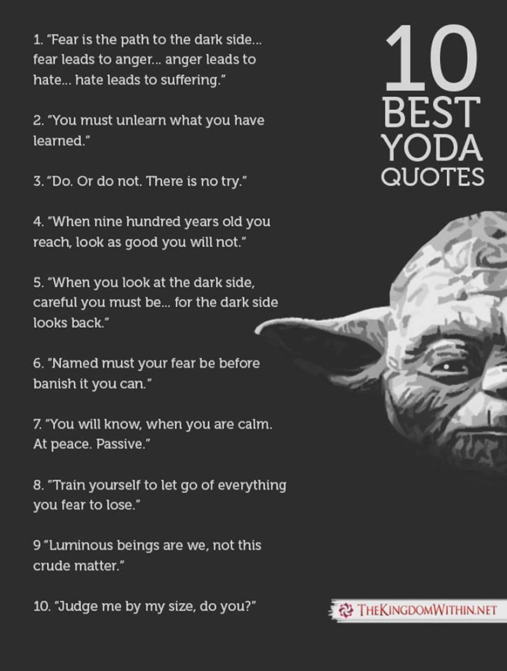 Sadhguru Wallpaper Quotes The Earth Plan 10 Best Yoda Quotes The Kingdom Within