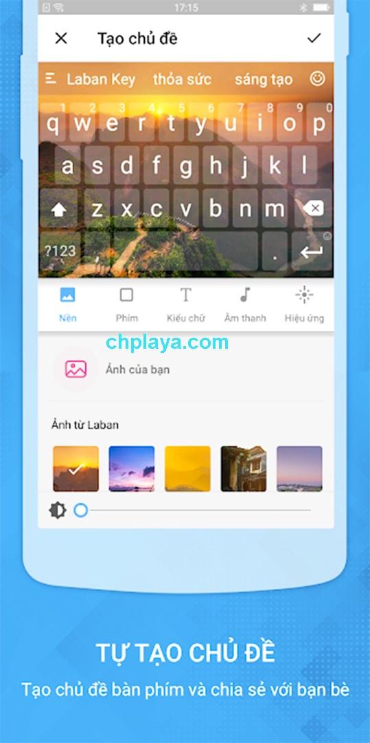 Tải Laban Key Apk bàn phím gõ tiếng Việt cho Android miễn phí c