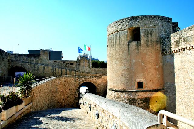 castello, monumento, cielo