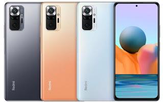 مراجعة المميزات وعيوب هاتف شاومي ريدمي نوت 10 برو Xiaomi Redmi Note 10 Pro Review