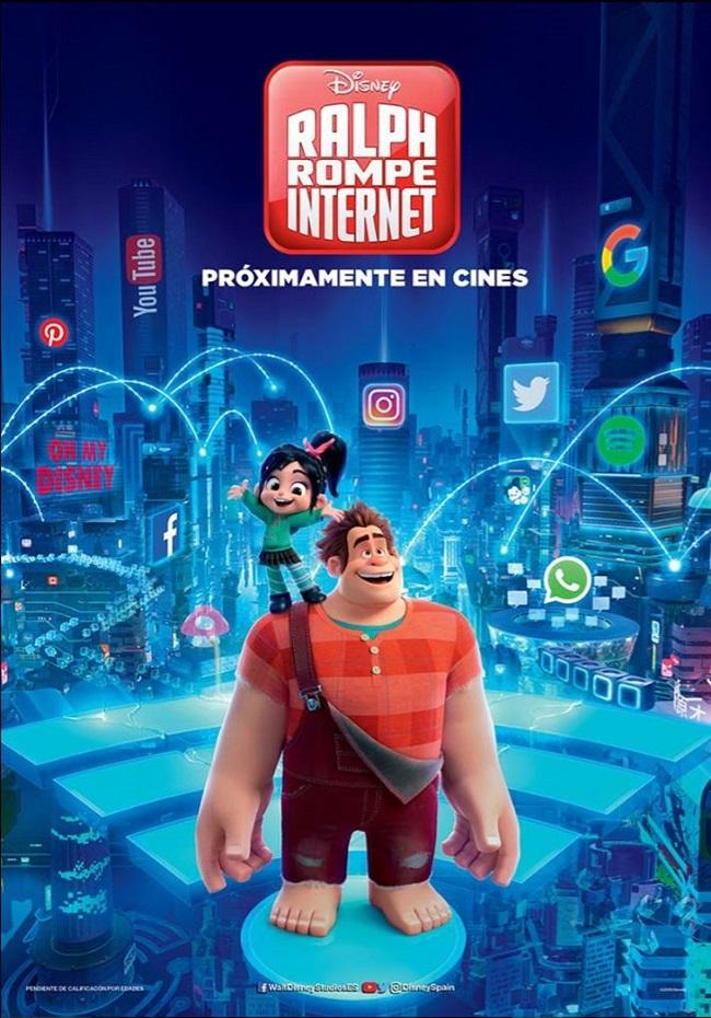LA ÚLTIMA PELÍCULA QUE HAS VISTO... ¡EN EL CINE! - Página 5 Nt_18-Ralph-Rompe-Internet-interior