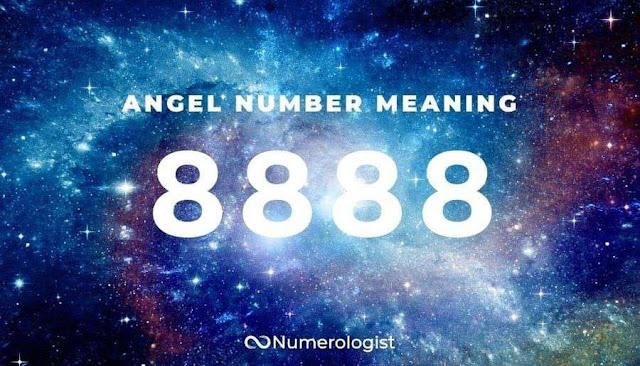 Ý nghĩa thực sự đằng sau các số Thiên thần 8, 88, 888 và 8888