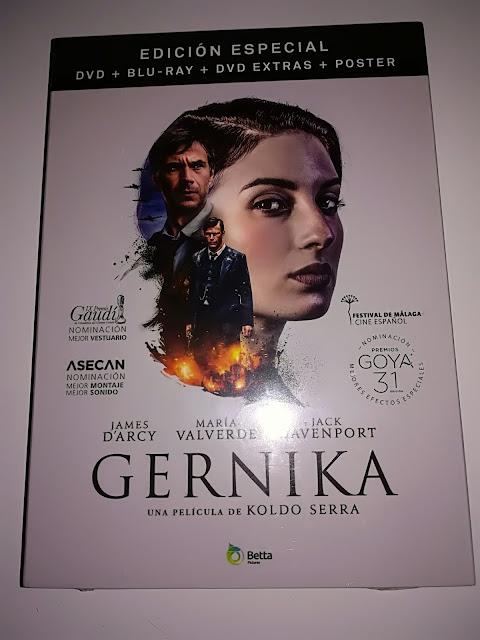 Sorteo de una Edición especial de 'Gernika'
