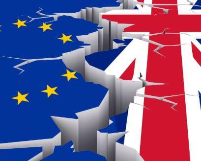 خروج بريطانيا من الاتحاد الأوروبي `` بدون صفقة '' يجلب التقلبات إلى الجنيه الإسترليني