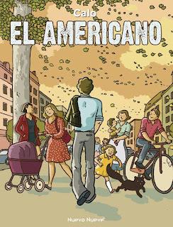 El americano  Calo