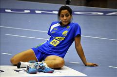 Jéssica Quintino no jugará el Mundial con BRA. Reemplazada po Mariana Costa | Mundo Handball
