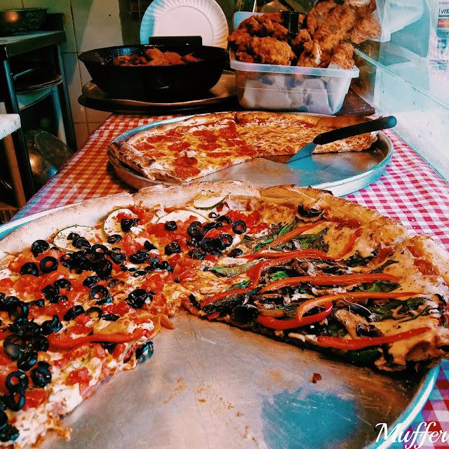 Dannys NY Style Pizza