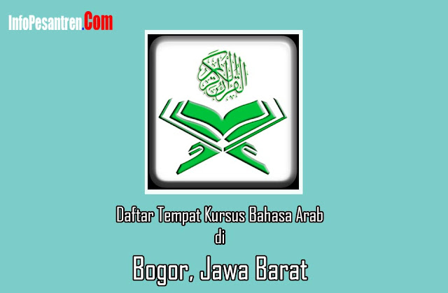 Tempat Kursus Bahasa Arab di Bogor