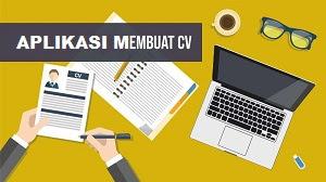 Aplikasi Membuat CV