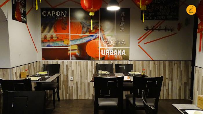 Restaurante Capón Madrid