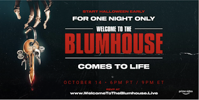 Amazon Prime Video presents WELCOME TO THE BLUMHOUSE LIVE