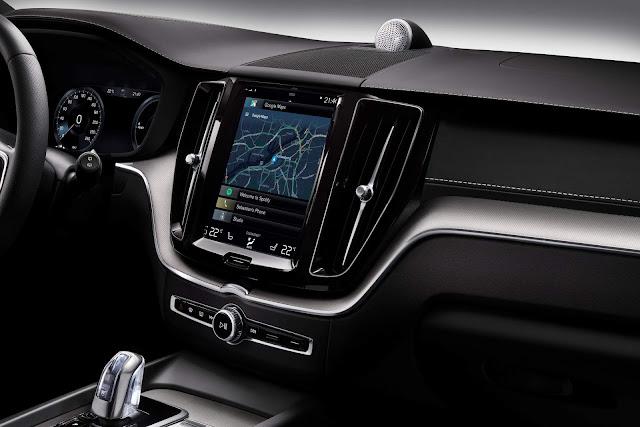 Volvo e Google fazem parceria para sistema de infotainment