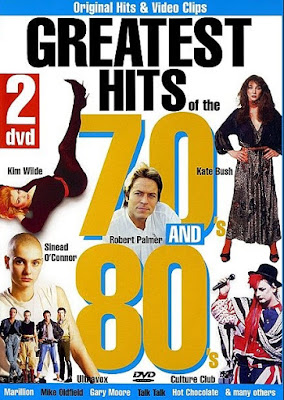 Greatest Hits Of The 70's & 80's DVD R1 NTSC VO