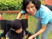 Yustina, Seorang Guru dan Relawan untuk Anak Pejuang Kanker