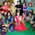रासोत्सव के लिए महिलाओं ने लगाई श्याम सुंदर के नाम की मेहंदी
