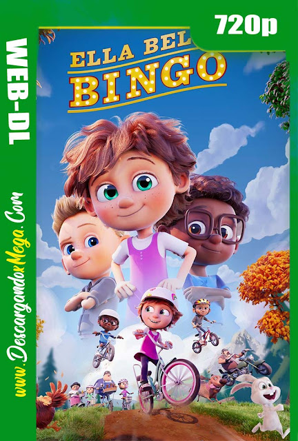 Ella Bella Bingo (2020) HD [720p] Latino-Ingles
